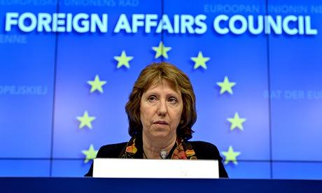 ES E-003202/2011 Respuesta de la Alta Representante y Vicepresidenta Sra. Ashton en nombre de la Comisión a una pregunta parlamentaria sobre la consulta de los pueblos indigenas en el marco de los Acuerdos de Asociación AC UE (31.5.2011)
