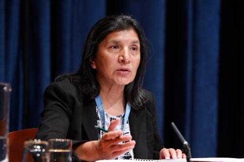 Visita de la Relatora Especial de la ONU sobre violencia contra la mujer a las instituciones de la UE