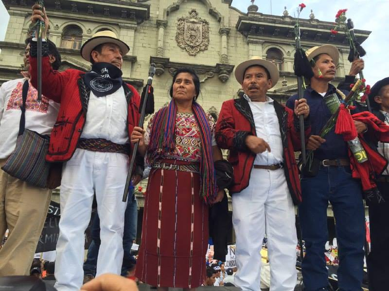 European Parliament's Letter to the Government of Guatemala on the Case of Genocide