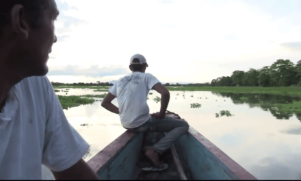 Agua para la vida o para el comercio TLC EU Centroamerica, Colombia y Peru