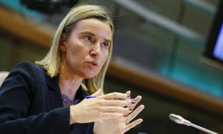 Carta de las organizaciones de la sociedad civil a la nueva Alta Representante de la UE para Asuntos Exteriores y Política de Seguridad
