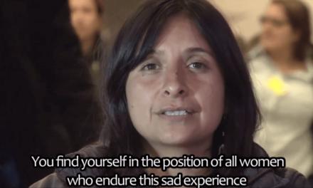 Mujeres indígenas paz Colombia