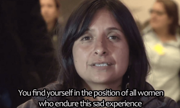 Indigenous women peace Colombia