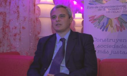 Entrevista: Juan Francisco Soto, Director ejecutivo del Centro de Acción Legal en Derechos Humanos (CALDH) de Guatemala