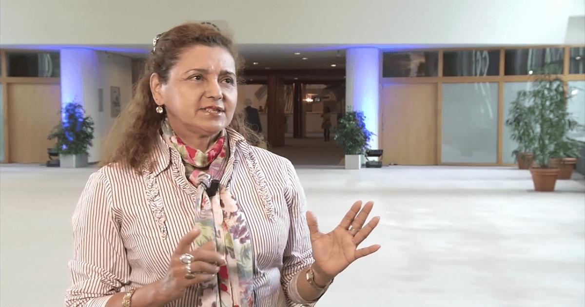 UE-CELAC Georgina Muñoz, Directora Fundación RENICC (Red Nicaragüense de Comercio Comunitario)