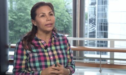 UE-CELAC – Haydée Castillo, Coordinadora Regional FMICA