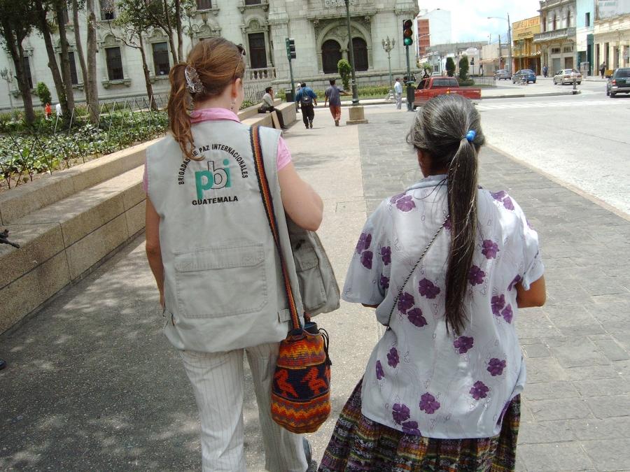 Alerta sobre cancelación de visados a voluntarios de PBI Guatemala