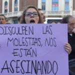 La violencia contra las mujeres es la gran asignatura pendiente de la UE