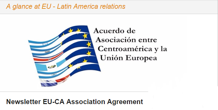 Newsletter #7: A glance at EU – Latin America relations